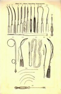 Gemrig minor surgery instruments