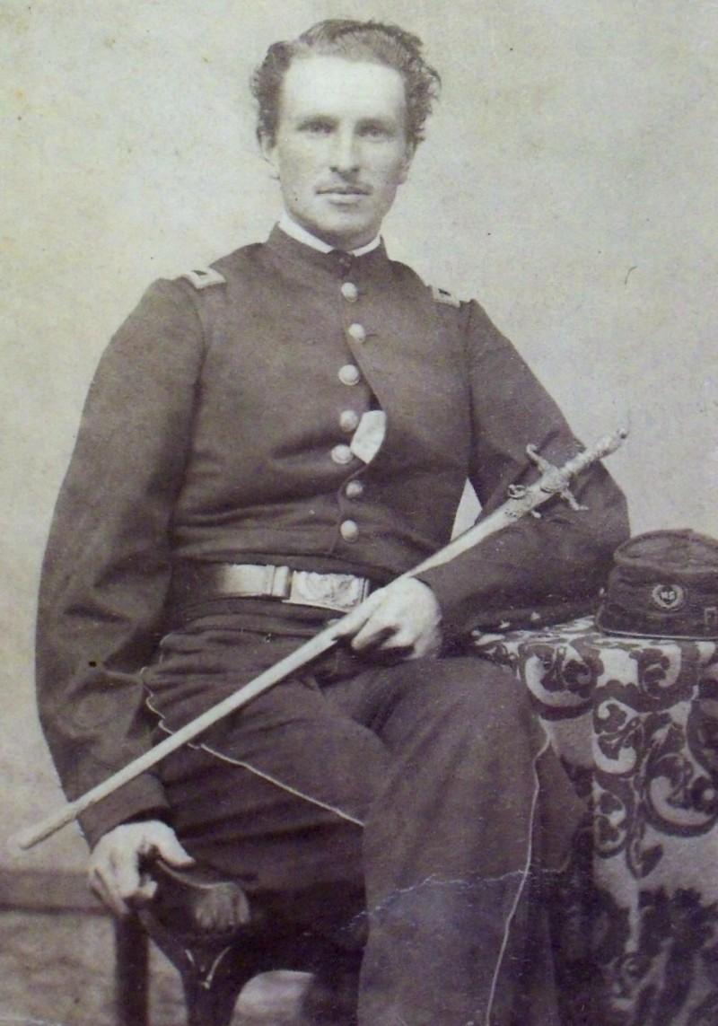 Civil War Medical Service Sword By Horstmann