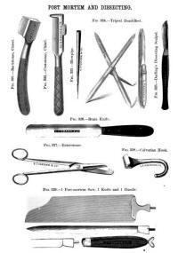 Civil War Army Post Mortem Examinations